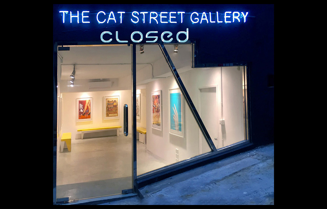 The Cat Street Gallery | Home
